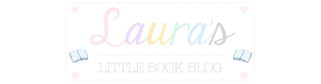 laura's little book blog header