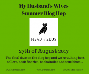 My Husband's WivesSummer Blog Hop last stop