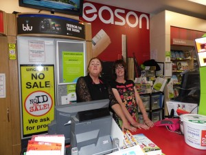 karen & kathleen at register